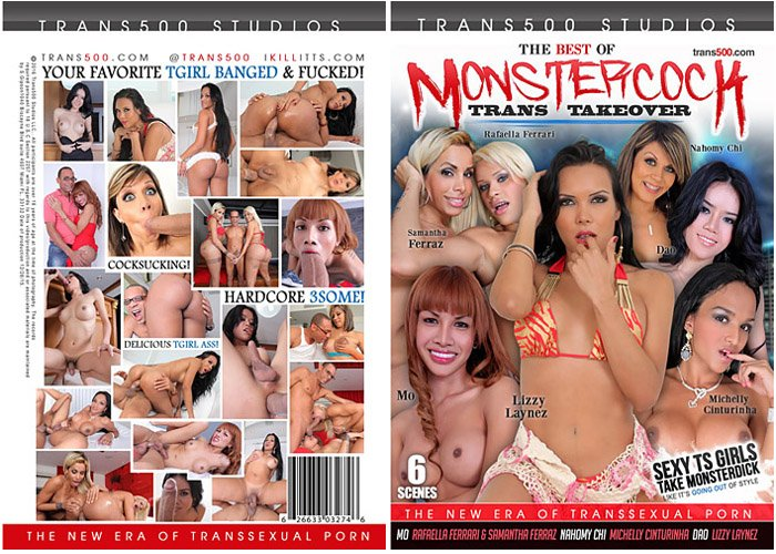 Ch 117:  The Best Of Monstercock Trans Takeover