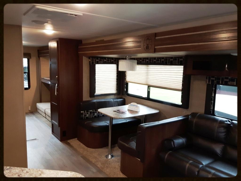 Coleman RV 3015BH travel trailer