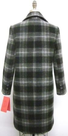 SJ9112 Grey Plaid - Cashmere/Wool