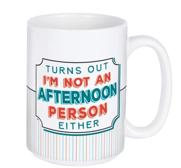 Ceramic Mug 14 oz. $15.99