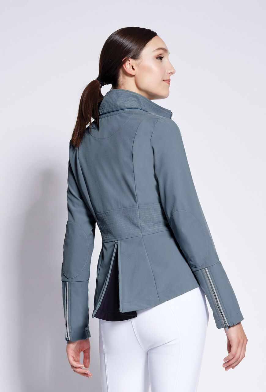 Rider Jacket Steel Blue $348