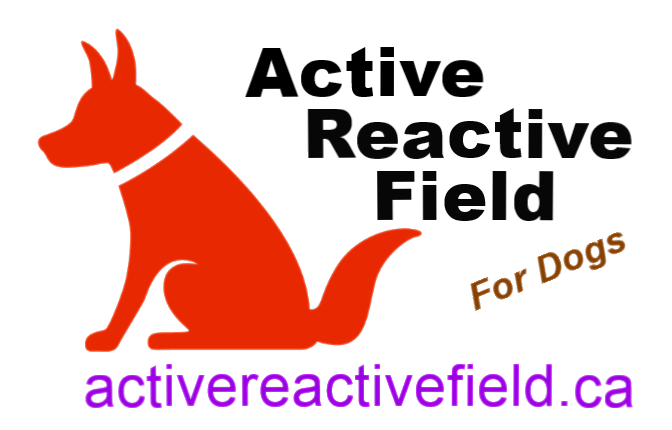 Active Reactive Field for Dogs