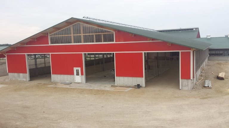 2016 Listowel - Dairy barn