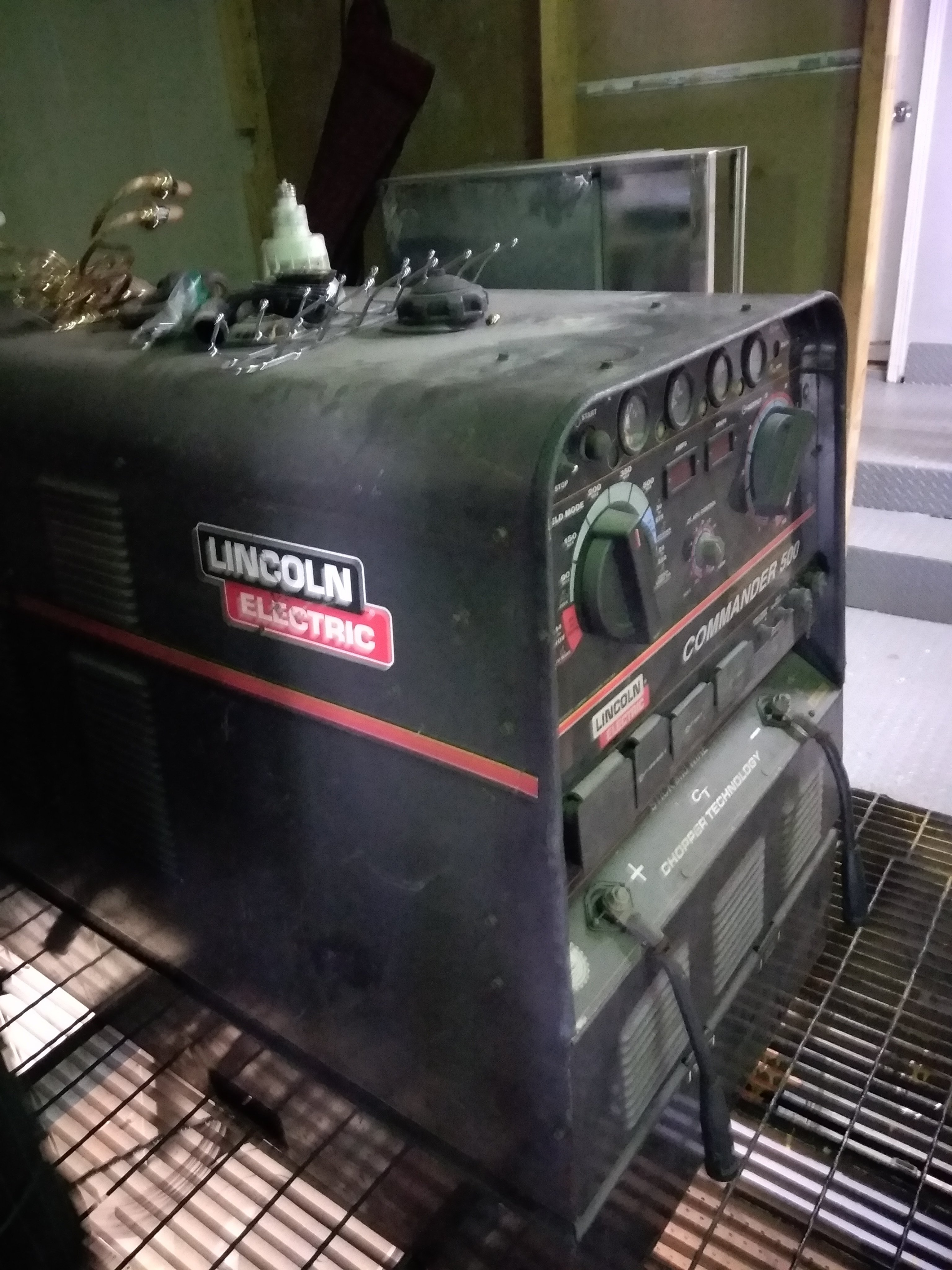 Lincoln Electric - $10,000  Generator 600 working hours  *Welding  TIG