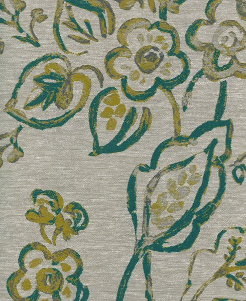 JACQUARD C72 Composition / Content: 89% Polyester - 11% Cot(t)on rep. vert. 24 ½'' rep hor. 14''