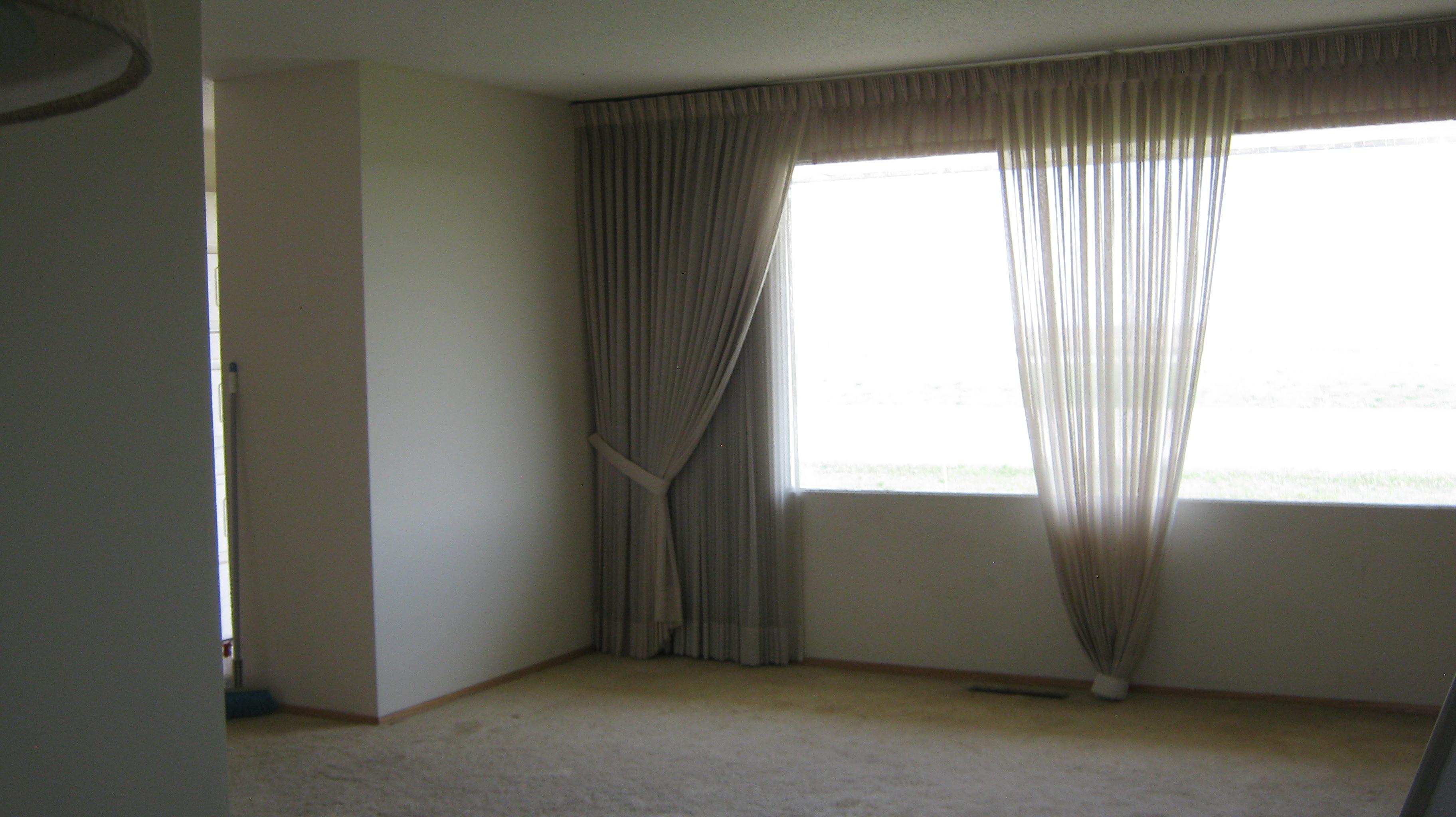 Living Room- Bay Window