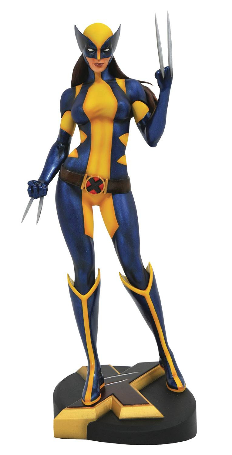 MARVEL GALLERY X-23 PVC FIGURE