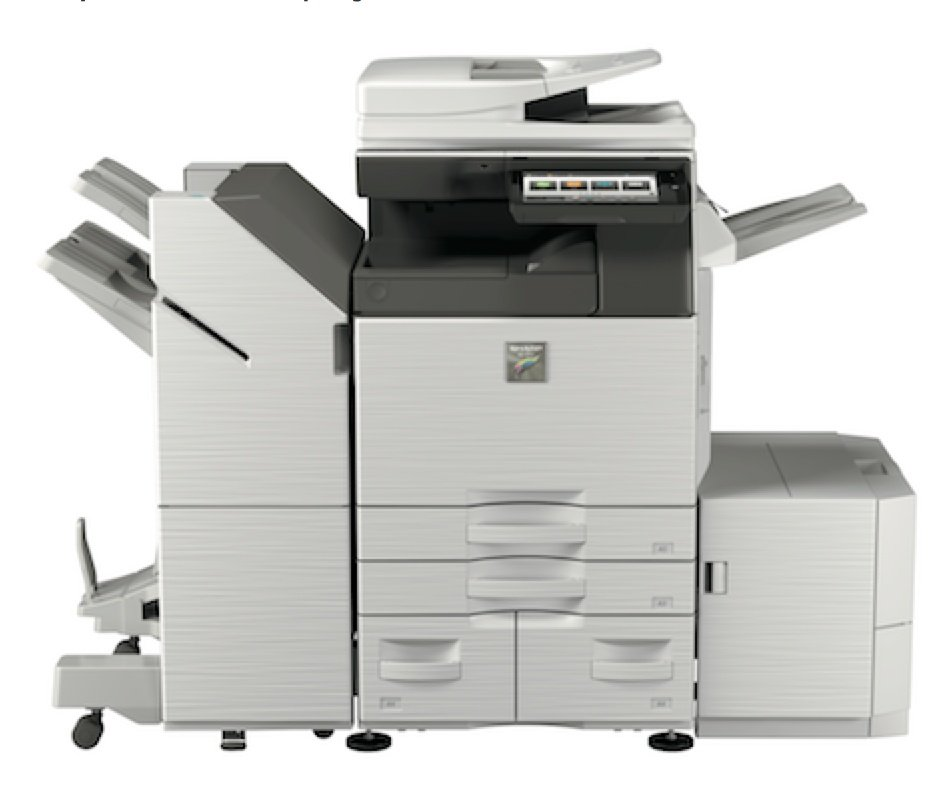 New MX3050N Colour MFP