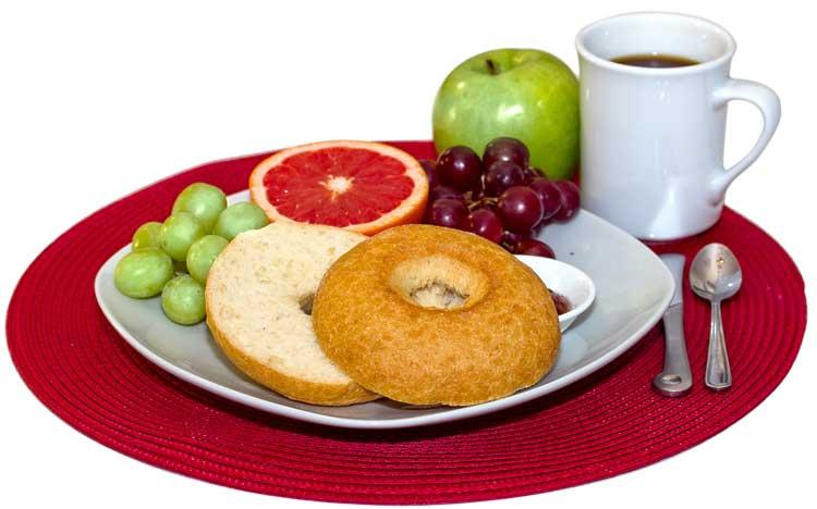 Aidan's Bagel Breakfast