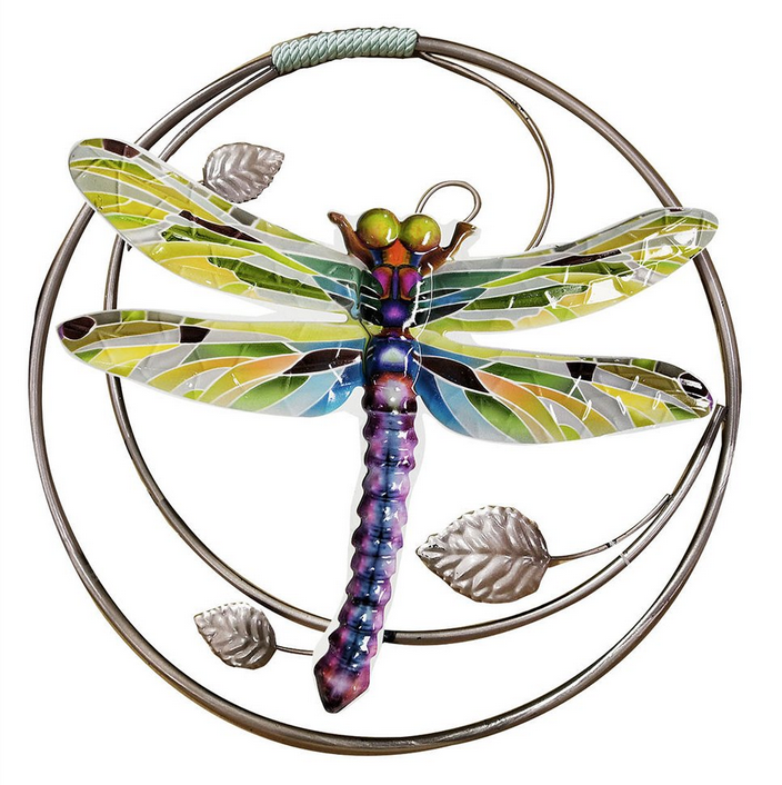 508 ALH145S Dragonfly Wallart Reg. Price $33.99 Blowout Price$23.99