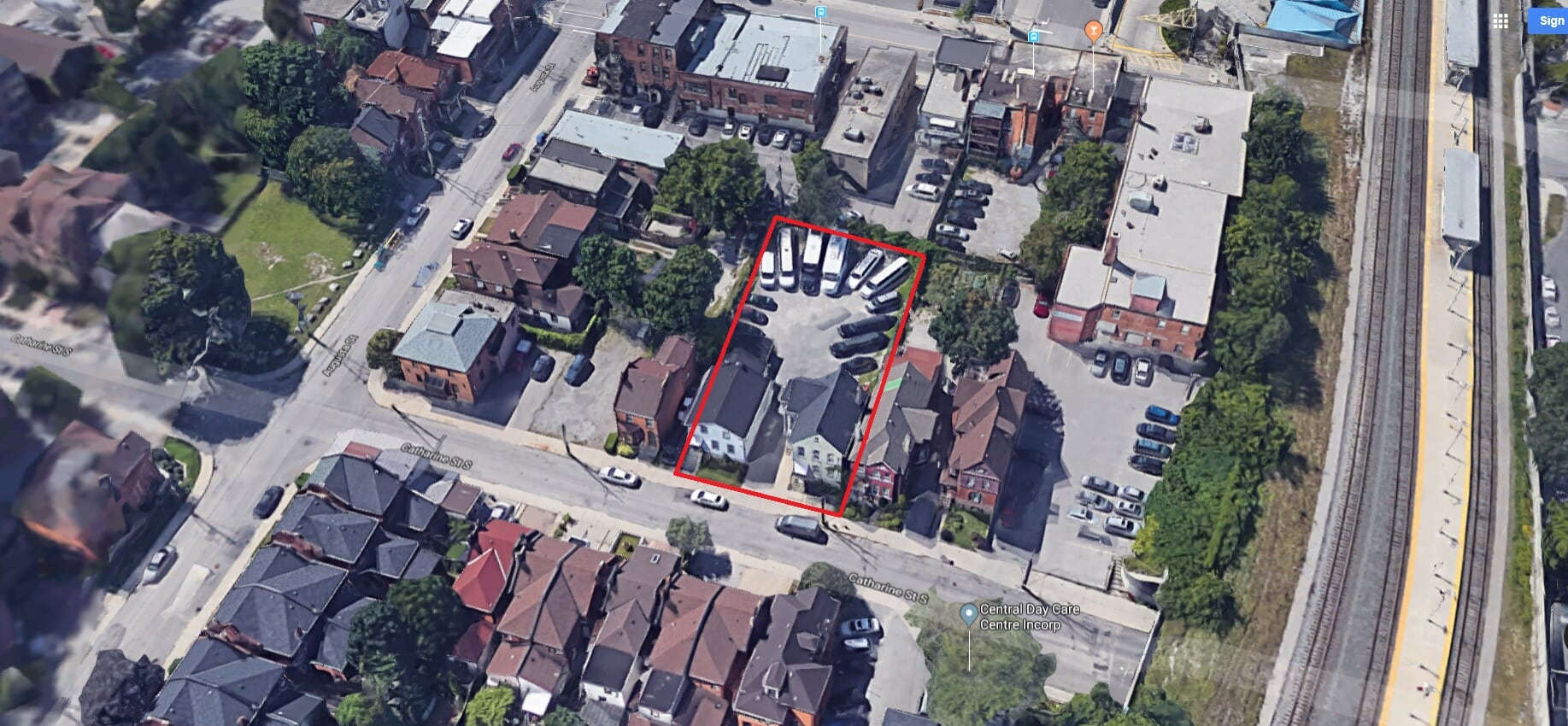 110-114 Catharine Street