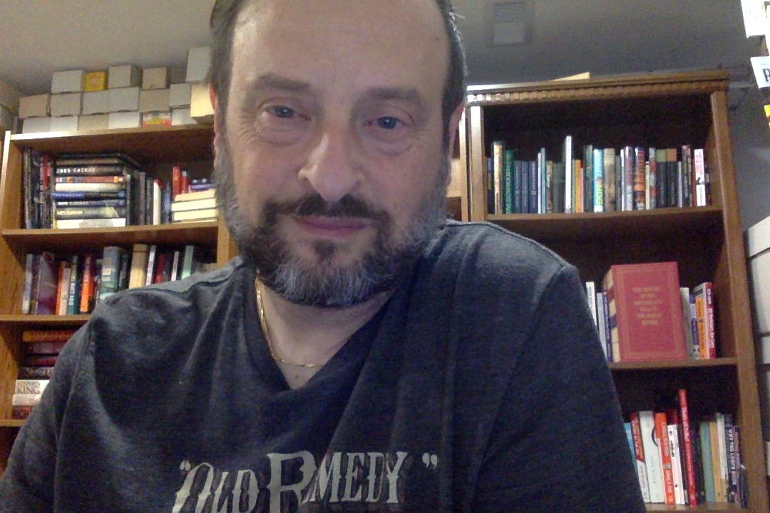 David Gargaro, freelance content writer and copy editor in the Greater Toronto Area