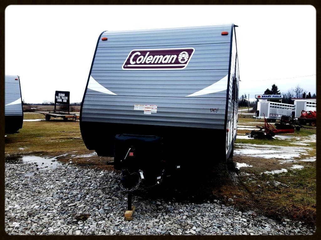 285BH Coleman