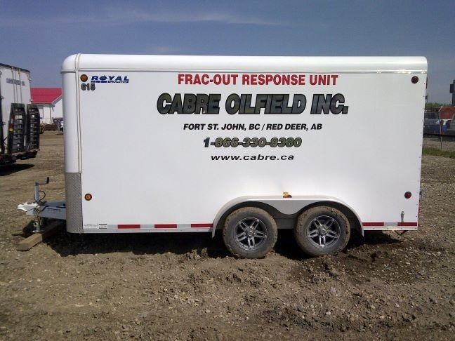 2-FTS Response Trailers