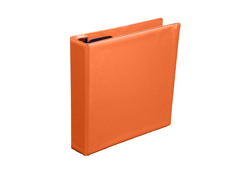 Orange Binder