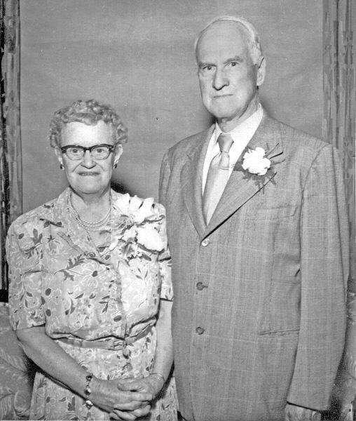 Amos and Caroline's 50th Anniversary