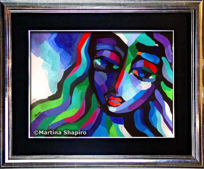 example of framing - sold without the frame