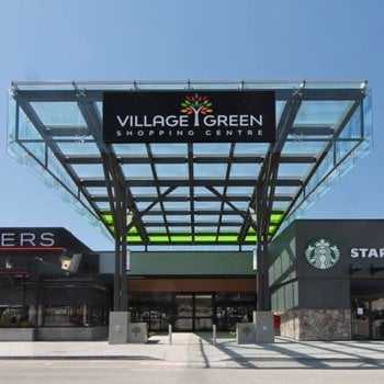 Village Green Shopping Centre, Vernon BC