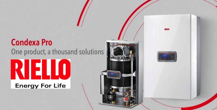 Riello Condexa 10:1 Turndown Condensing Boiler