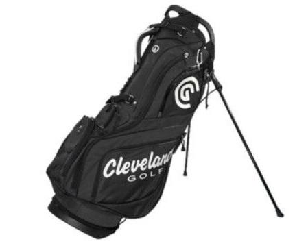 Cleveland Stand Bag Black
