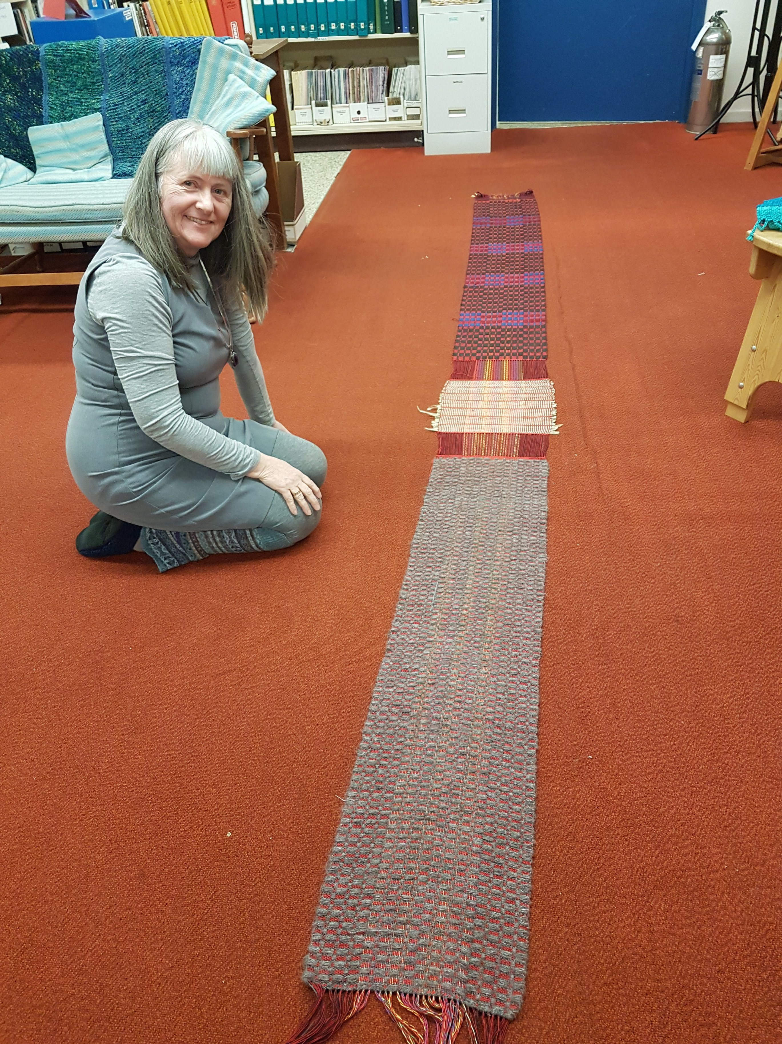 Elizabeth's Weaving