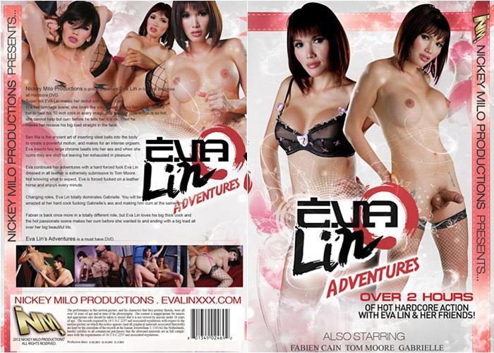 Ch 134:  Eva Lin Adventures