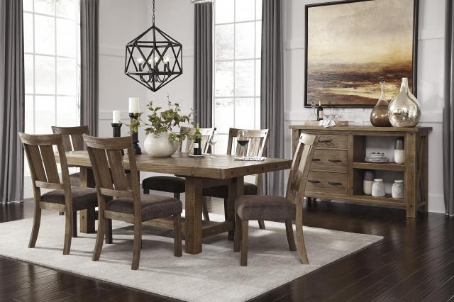 Table et 4 chaises Table 42 x 72 x 90 Banc assorti Style Industriel