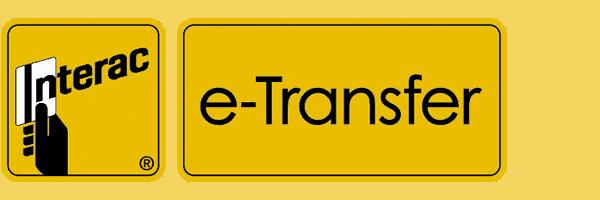 Interac e-tranfer