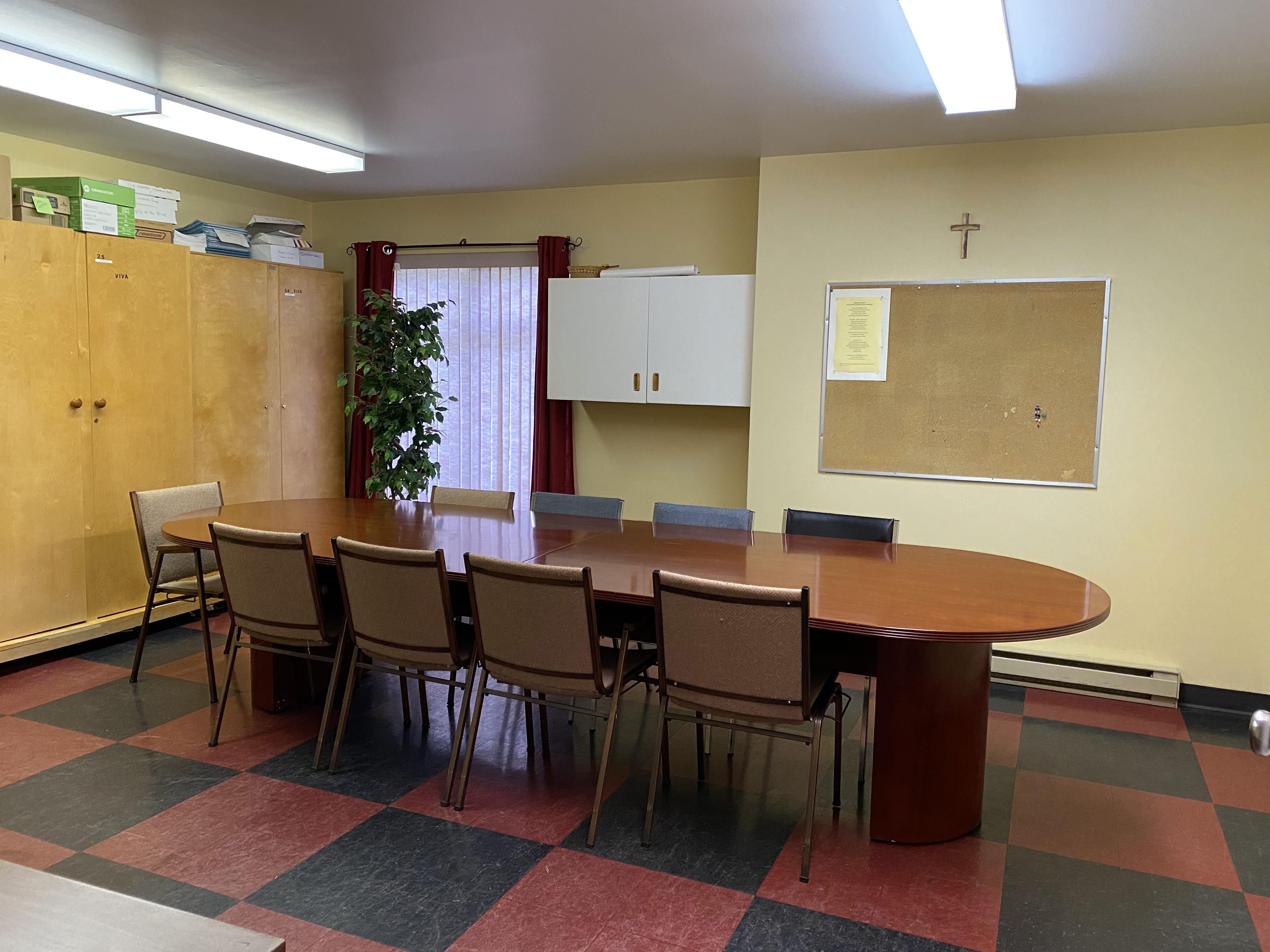 Meeting Room 1 (Board Room)