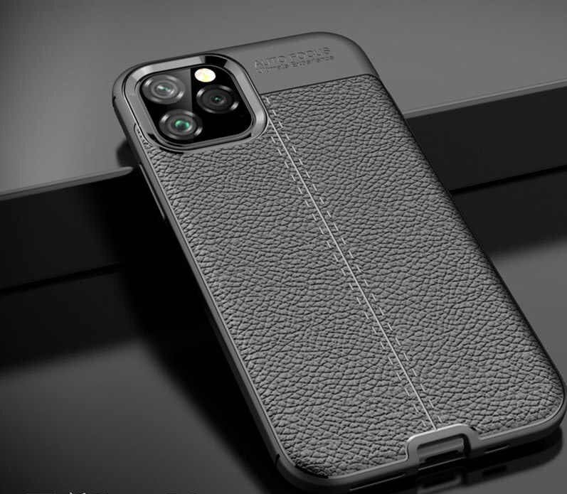Leather TPU Case - iPhone 12/12 Pro