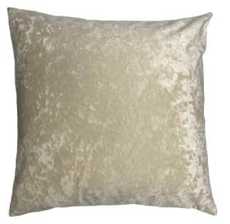 """Feather Insert with zipper enclosure.  Linen reverse side. 20"""" x 20"""" $39.99 2 available"""