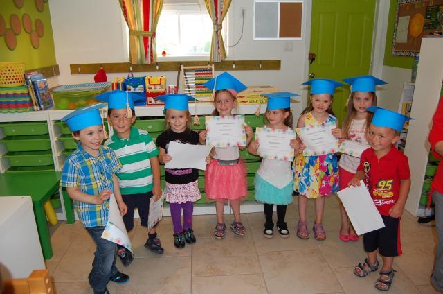 Graduation 2013 des Souris!
