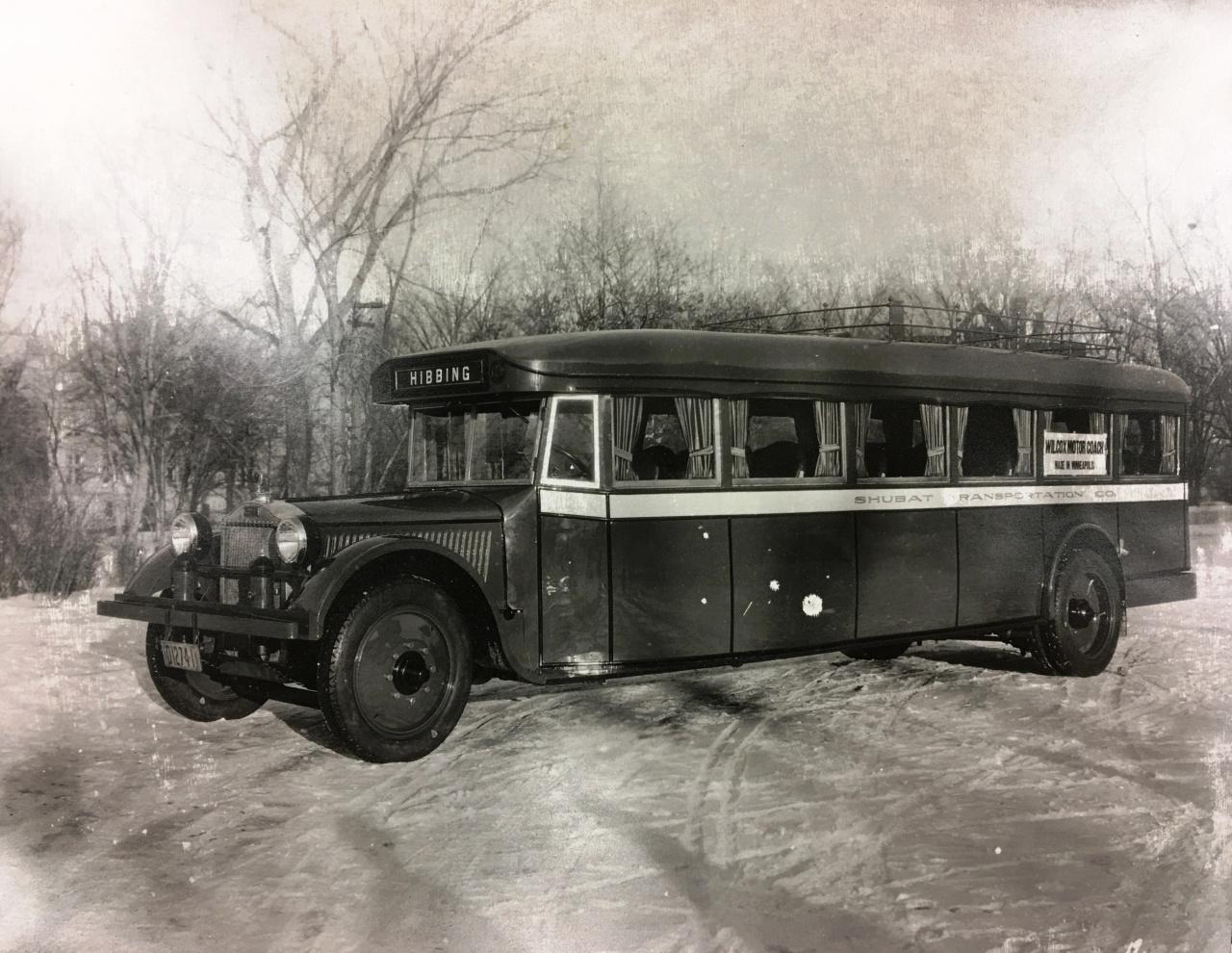 1916 Wilcox Bus