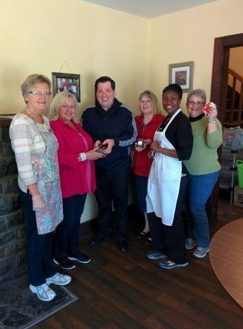 Gift cards to Margaret House