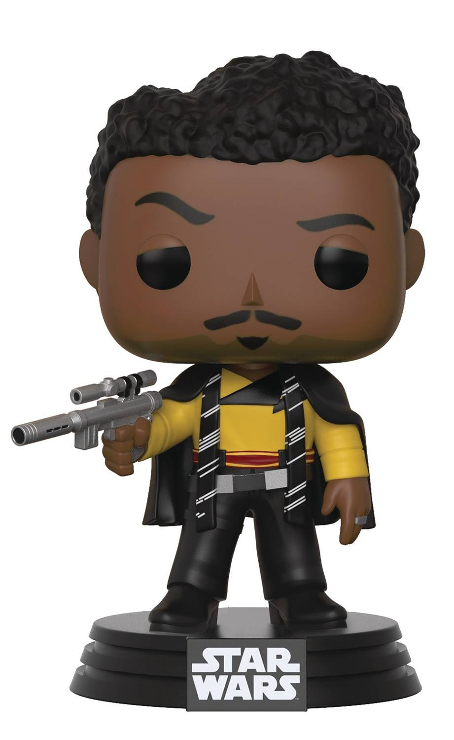 POP STAR WARS SOLO W1 LANDO CALRISSIAN VIN FIG