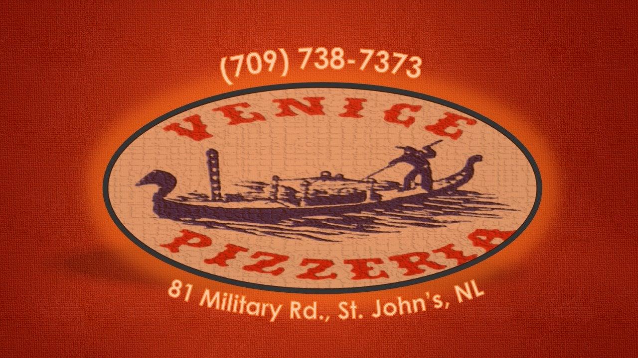 Venice Pizzeria (709) 738-7373
