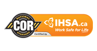 COR Safety Certification