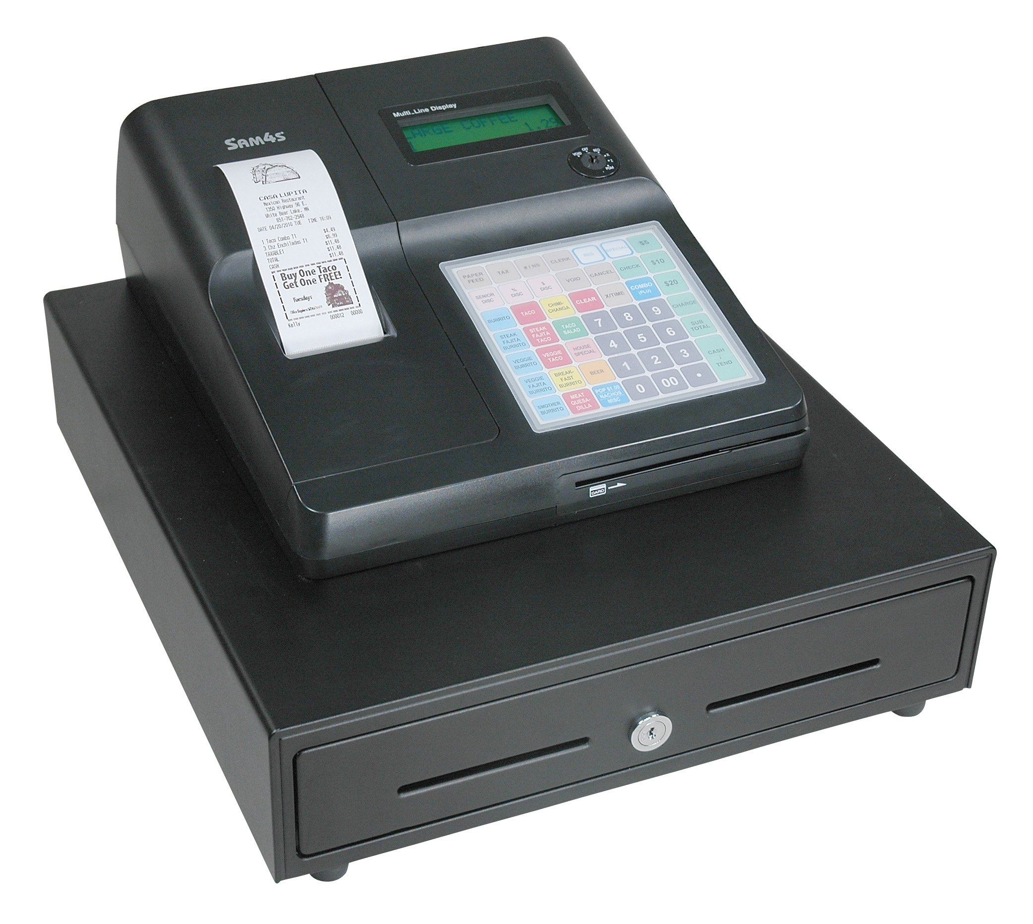 ALBERTA CASH REGISTER POS SYSTEMS INC