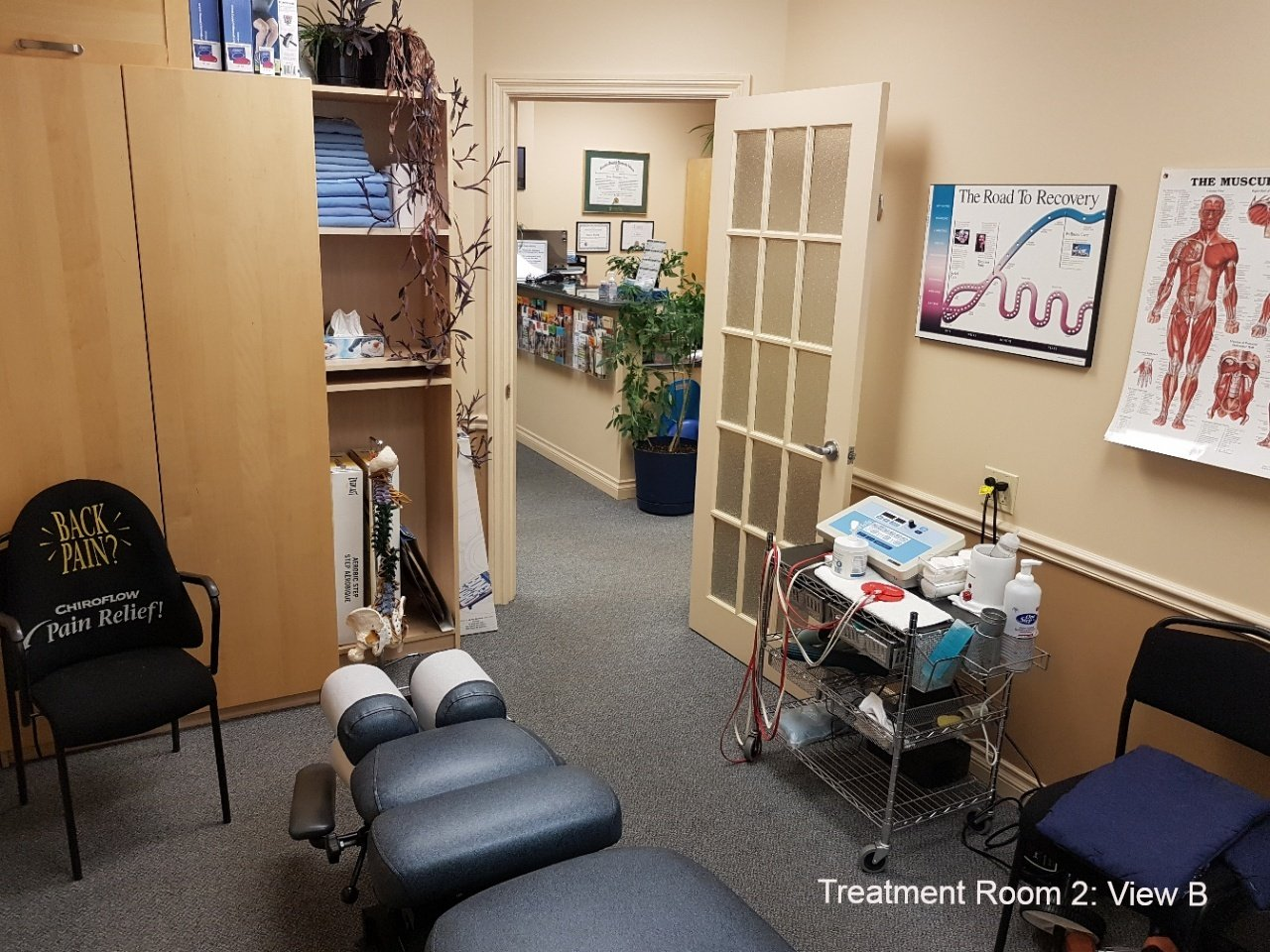 Treatment Room: View 2b