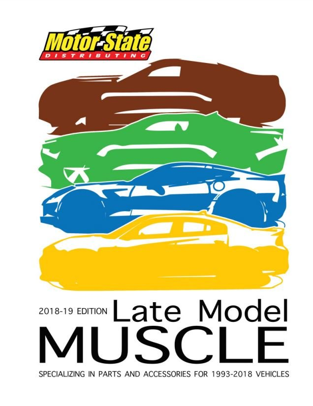 Late Model Muscle