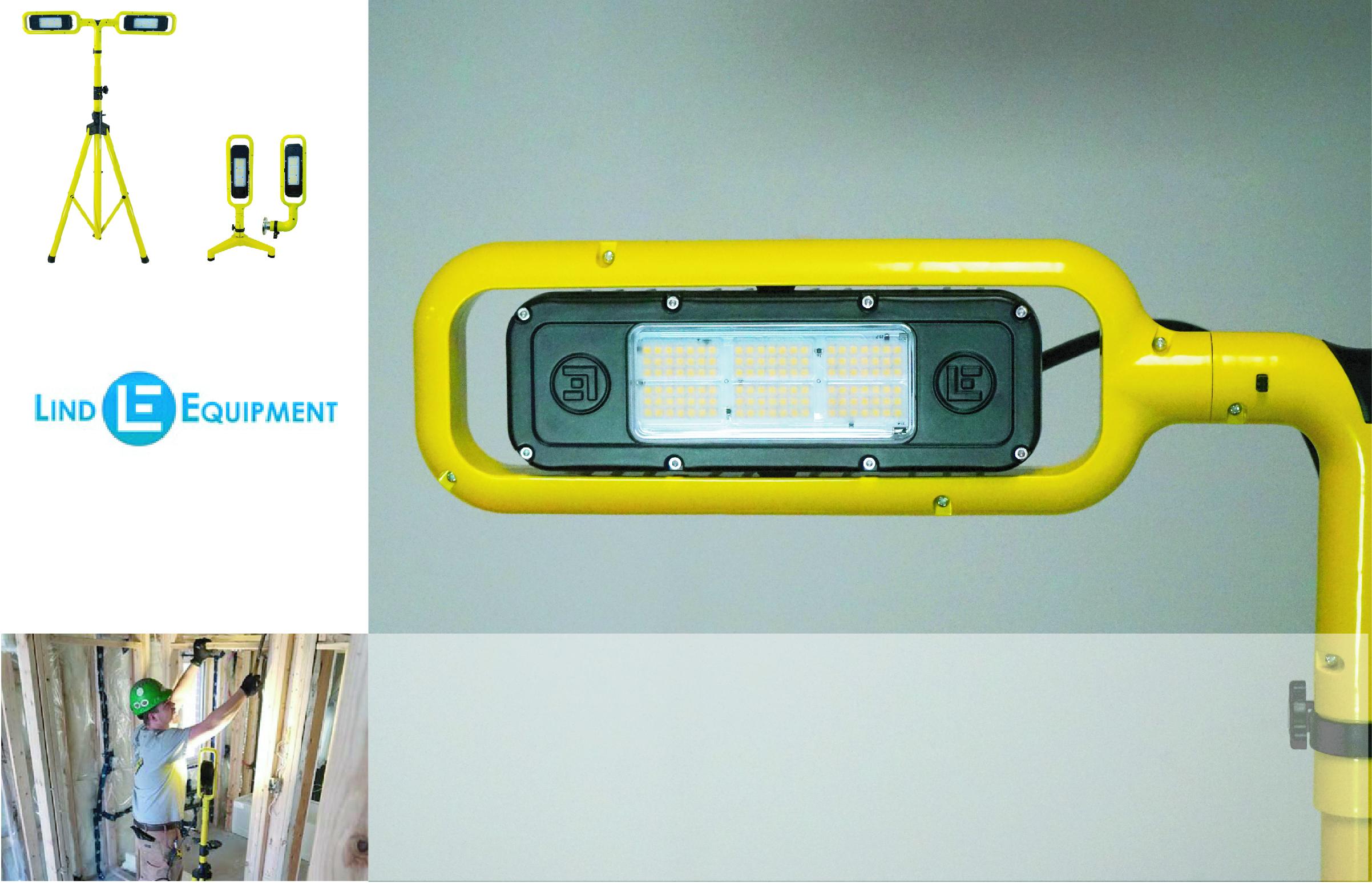 Modular industrial lighting