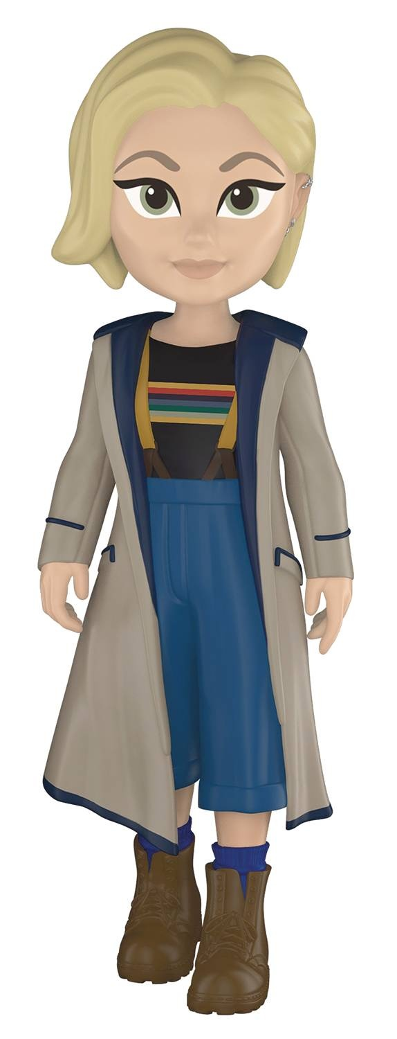 ROCK CANDY DOCTOR WHO THIRTEENTH DOCTOR FIG