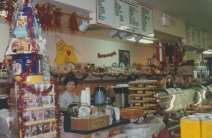 La Cucina European Market, December 1993
