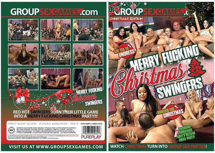 Ch 25:  Merry Fucking Christmas Swingers
