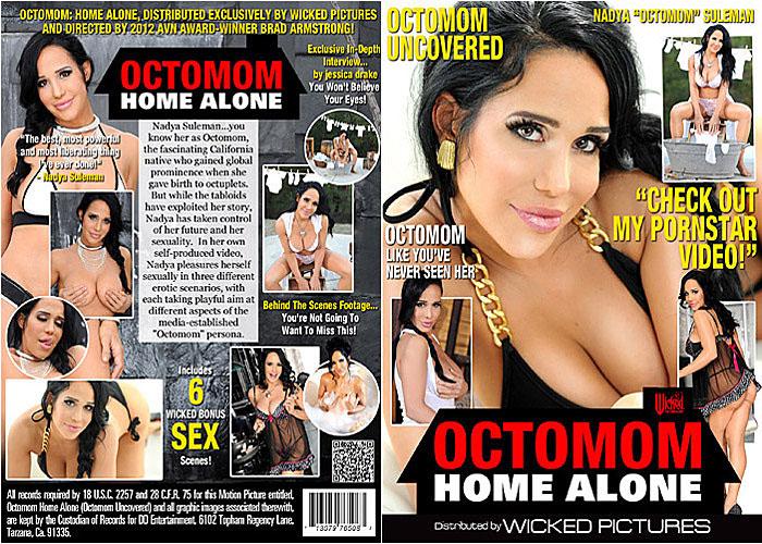 Ch 88:  Octomom Home Alone