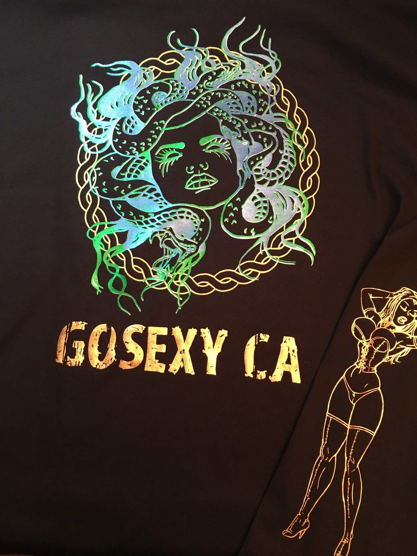 Hat & Apparel Printing, Contour Media Graphics and Custom Vectored illustration GoSexyCA