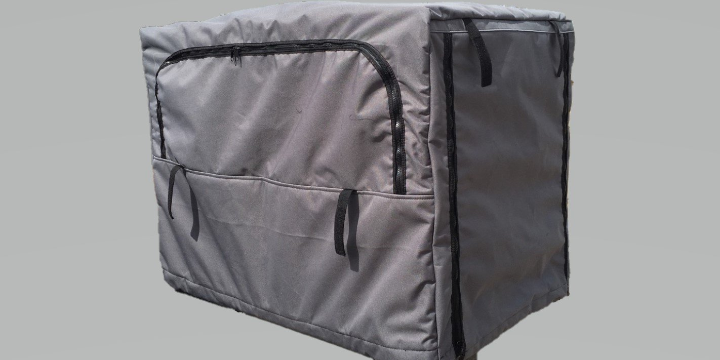 Insulated Dog Crate Cover
