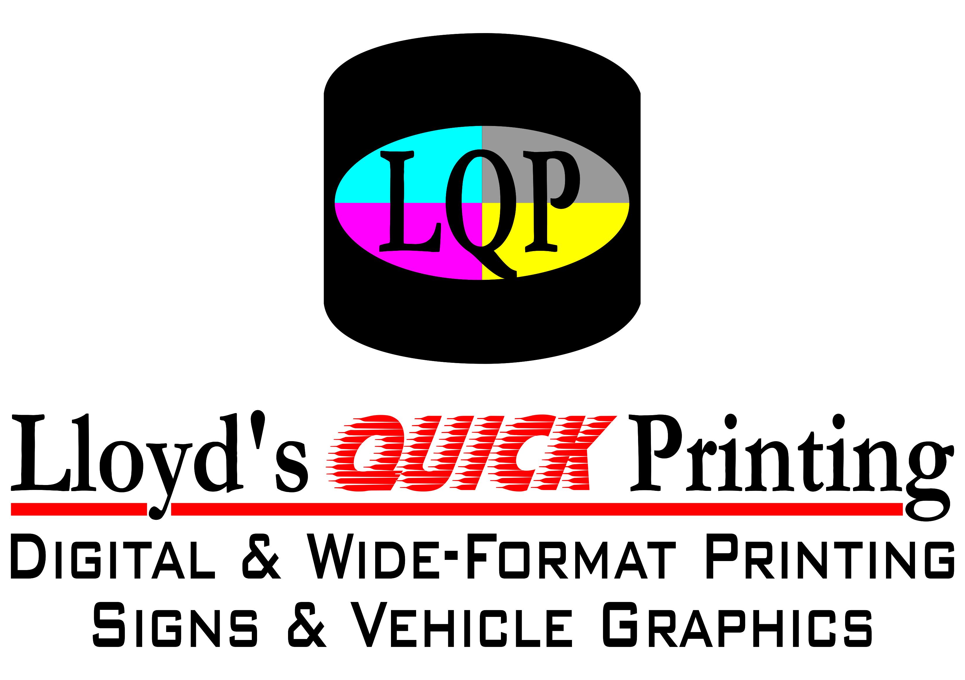 Lloyds Quick Printing & Signs