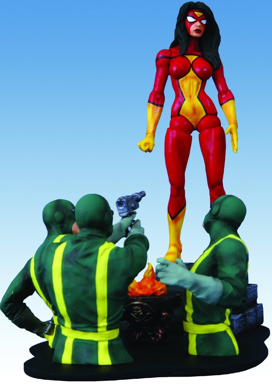 MARVEL SELECT SPIDER-WOMAN AF