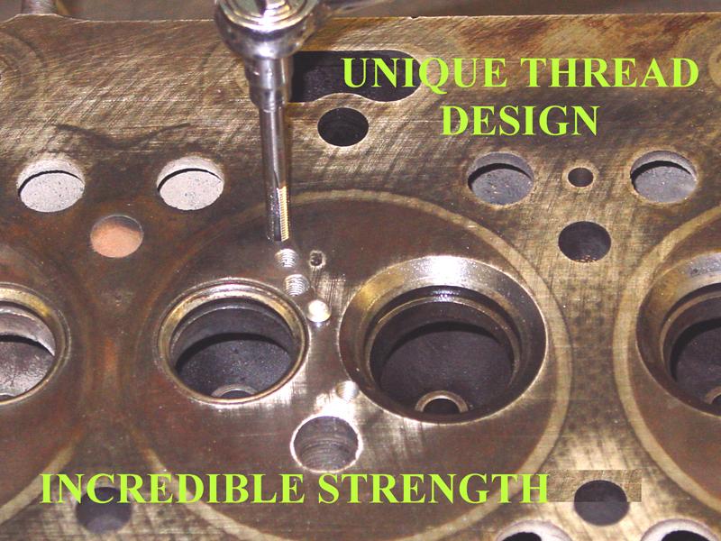 Unique Thread Design